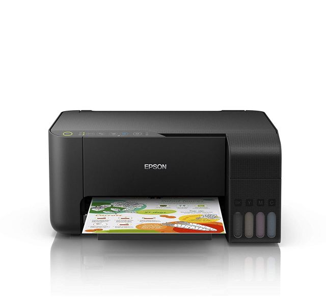 No more ink cartridges with the Epson EcoTank ET-2710