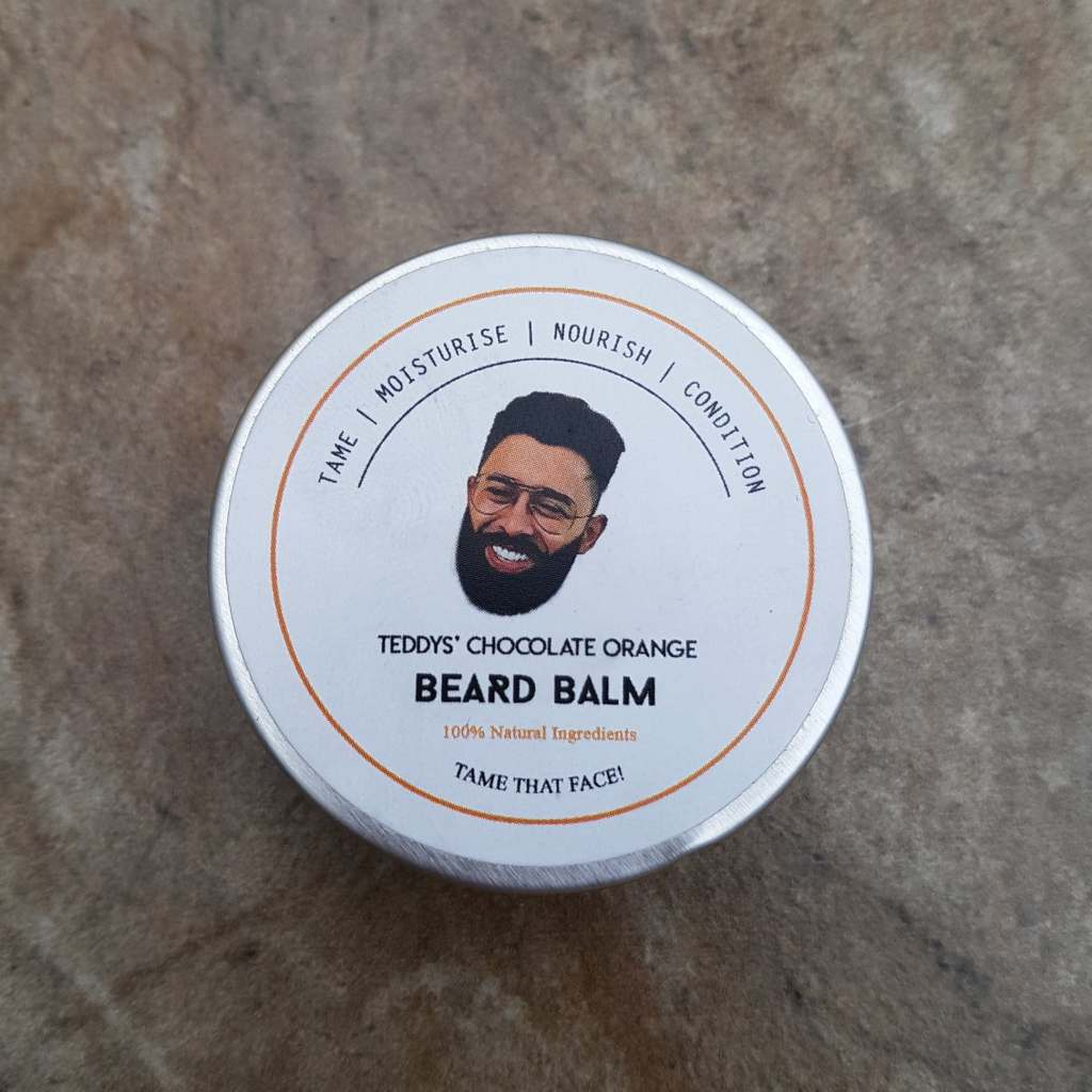 Teddy's Chocolate Orange Beard Balm review