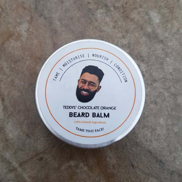 Review of the Teddy's Chocolate Orange Beard Balm