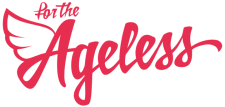 For the ageless logo