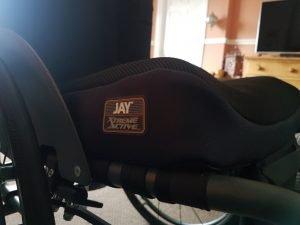 Jay Xtreme Active wheelchair cushion