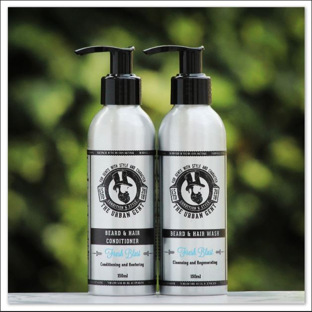 Review of the Fresh Blast Shampoo & Conditioner from The Urban Gent