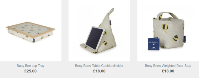Busy Bees products from designed2enable