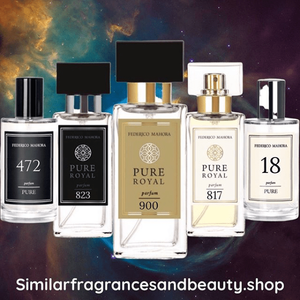 Federico Mahora Fragrances from Wallys Fragrances