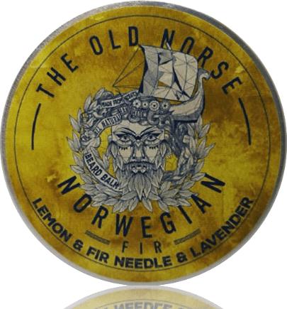 Tin of The Old Norse Norwegian Fir Beard Balm