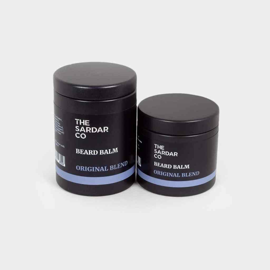 Review of The Sardar Co Original Blend Beard Balm