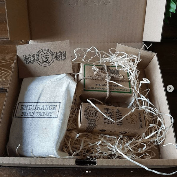 Review of The Beard Box from Endurance Beard Company