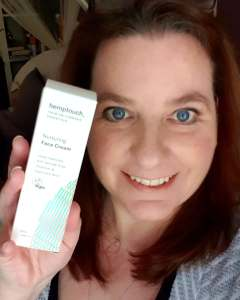 Hemptouch Nurturing Face Cream from For The Ageless