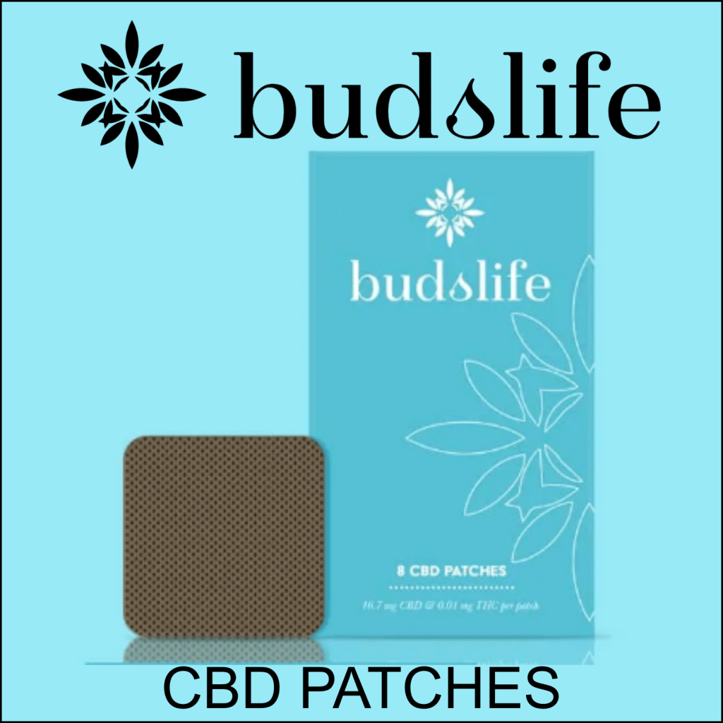Review of the budslife CBD Patches