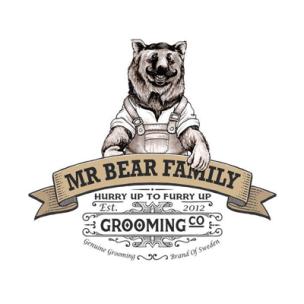 Mr Bear Family Logo