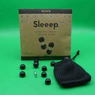 Flare Audio Sleeep earplugs review