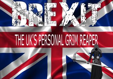 BREXIT the UK's Personal Grim Reaper