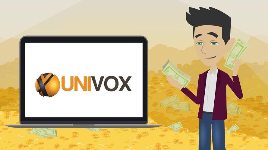 موقع Univox