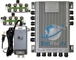 SWM16 Single Wire MultiSwitch (16 Channel SWM) from