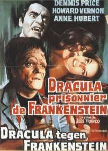 Dracula Frankestein