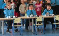 çocuklar ve satranç
