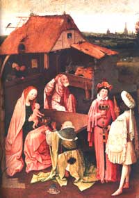 The Epiphany, by Hieronymous Bosch