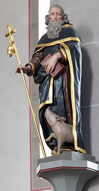 St. Fabian, bishop of Rome