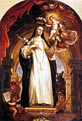 Rose of Lima, by Claudio Coello