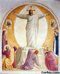 The Transfiguration, by Fra Angelico