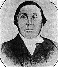 Henry Budd