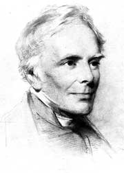 Portrait of John Keble