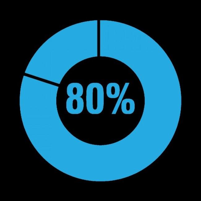 80% Kandungan Daun Seledri