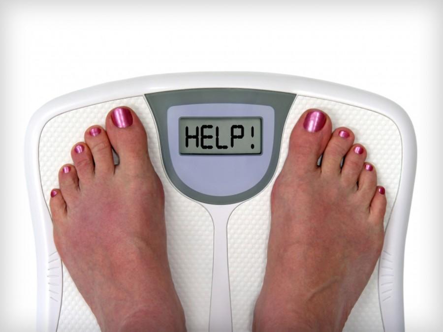 Timbangan Mengukur Berat Badan