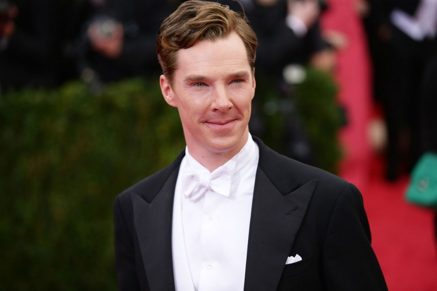 Gaya Rambut Benedict Cumberbatch
