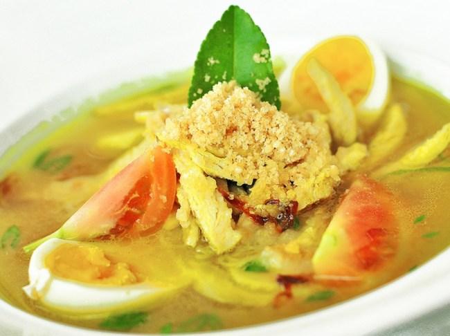 Masakan Khas Indonesia yang mendunia, Soto