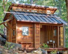 6 Inspirasi Desain Rumah Kayu Minimalis dengan Konsep Hunian Sederhana
