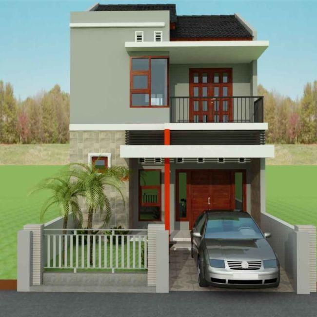 142 Desain Dan Model Rumah Minimalis Nyaman Dan Unik