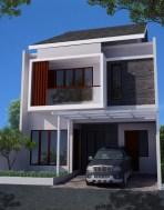 10 Model Rumah Minimalis 2 Lantai dengan Konsep Modern