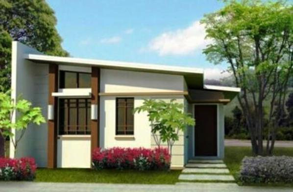 Gambar Desain Rumah Mungil Nan Cantik Druckerzubehr 77 Blog