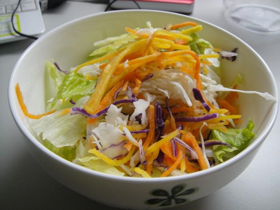 Salad sayur praktis