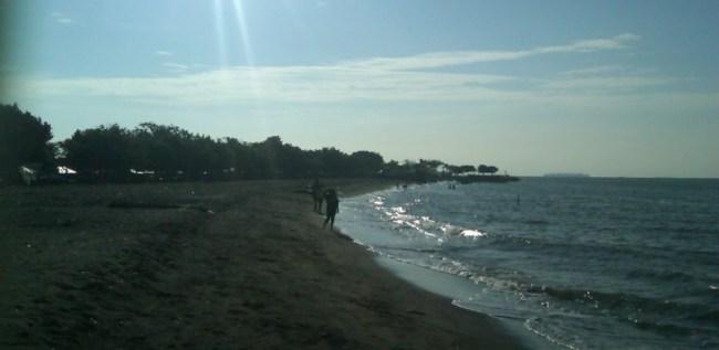 pantai tanjung pasir Tanggerang