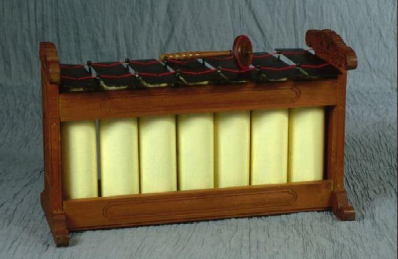 slenthem alat musik tradisional