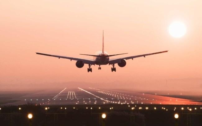 cara naik pesawat