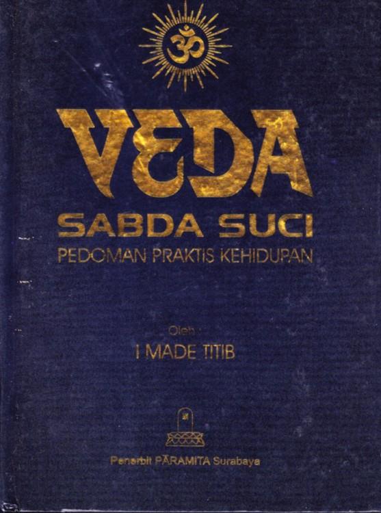 Kitab Suci Agama Hindu (Veda) Kitab Sumber Ajaran Agama ...