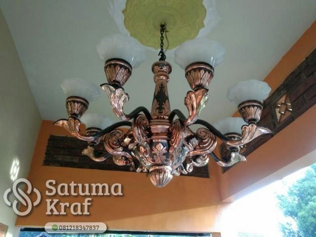 lampu gantung masjid bagus