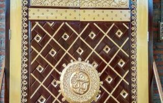 Model Pintu Masjid