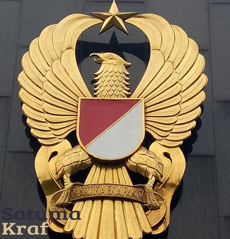 Logo kartika eka paksi kuningan