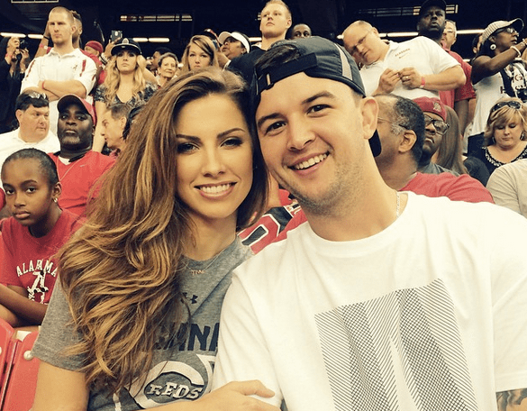 Katherine Webb Unhappy With NFL Networks Locker Room Nudity