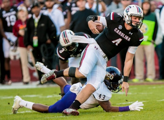 Image result for jake bentley tackle