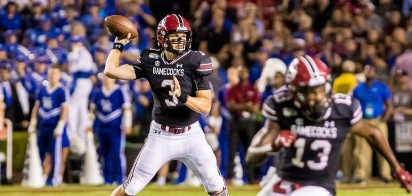 Rapid Reaction: South Carolina defense leads rout of Kentucky in battle of desperate teams