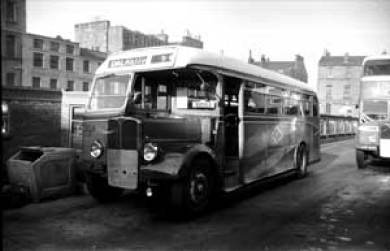 negative scanning example a digitised image of a bus