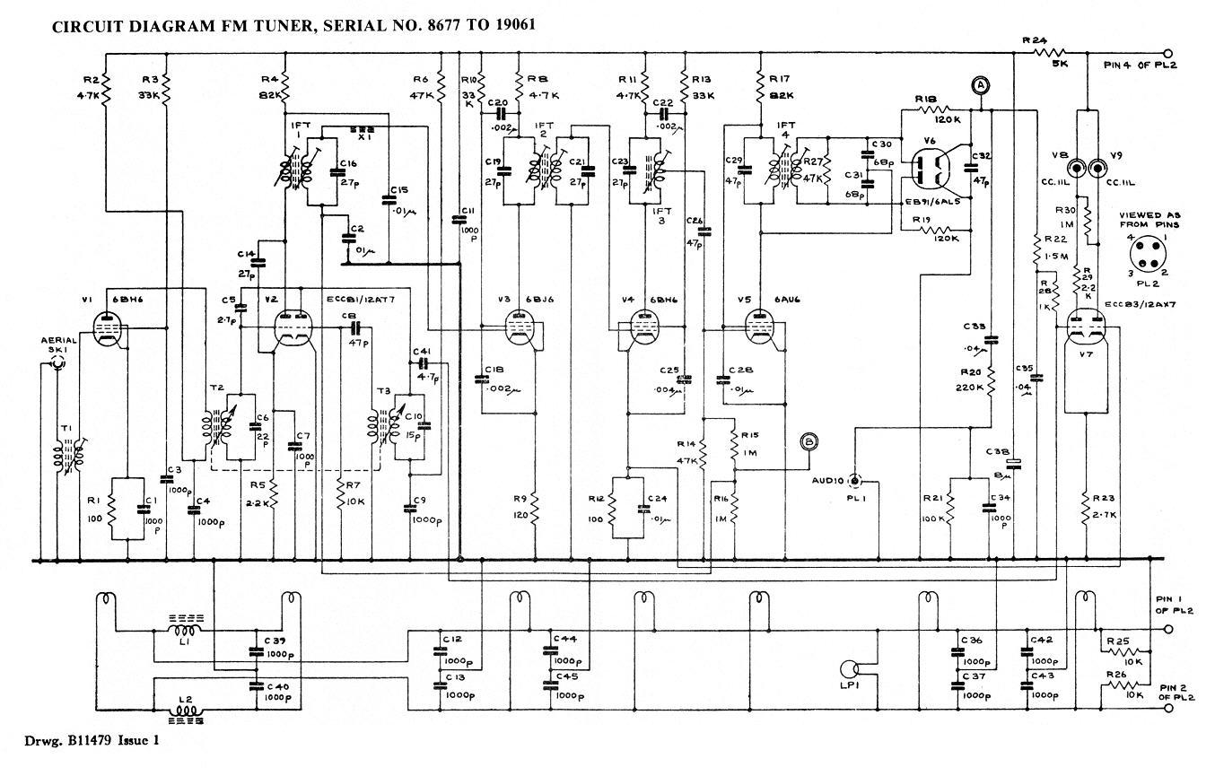 Fm Radio Tuner Schematic