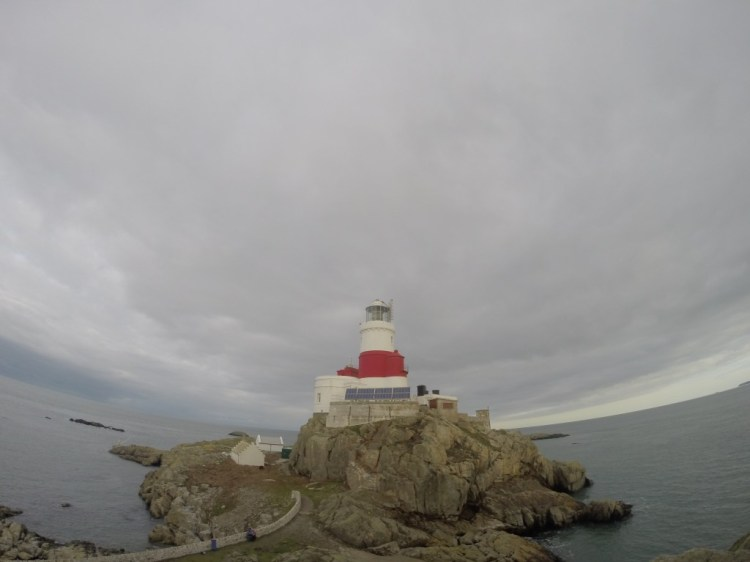 The Skerries rocks on which the Lighthouse stands, lies directly in the path of many of the major shipping lines from Liverpool and Ireland. The lighthouse gives a guide to passing shipping and a warning of the dangerous rocks. First established in 1717, It was purchased by Trinity House in 1841 for over £444,984, the last privately owned lighthouse in the British Isles to be bought by Trinity House.