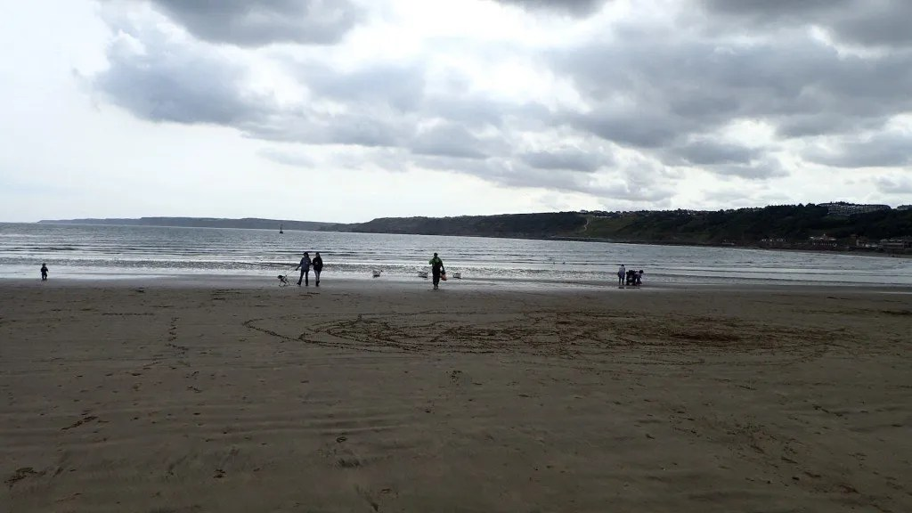 Lunch stop on Scarborough Beach
