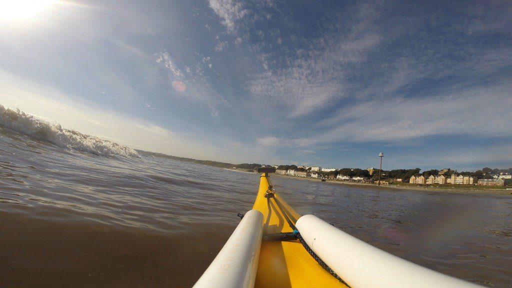 Filey surf turn